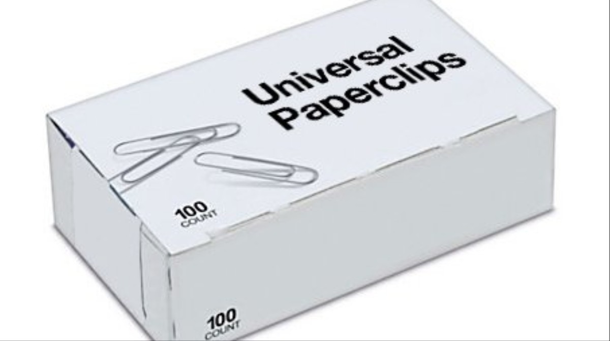 This Game About Making Paper Clips Has Cured Me Of Twitter Motherboard Universal 3 Cable Extension Ridgid 31128