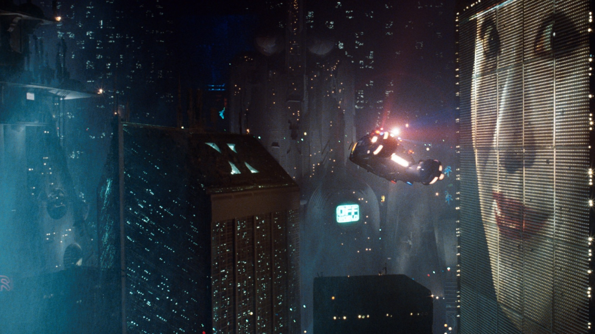 Cyberpunk Cities Fetishize Asian Culture But Have No Asians