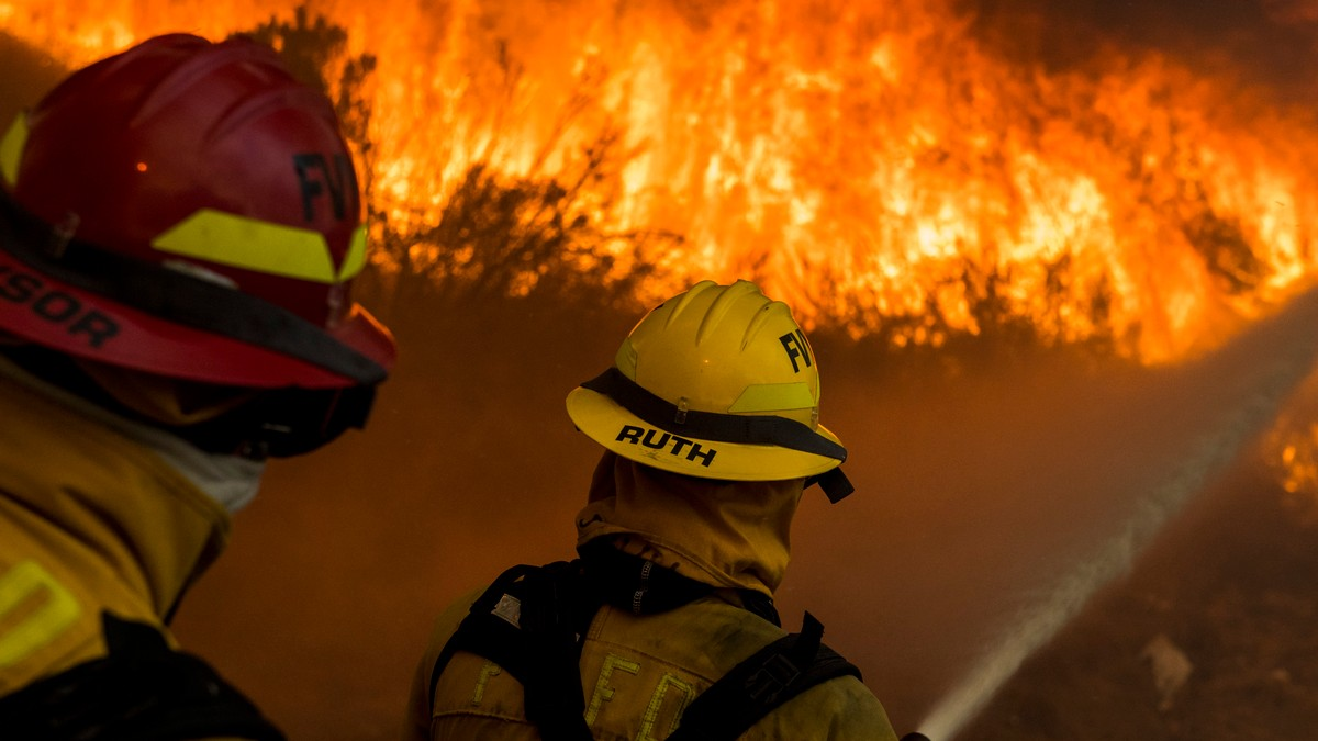 As Wildfires Get Worse, Smoke Spreads, Stokes Health