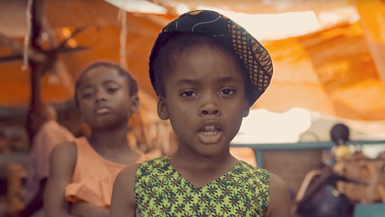 watch: girls around the world lip sync to beyoncé for day of the girl