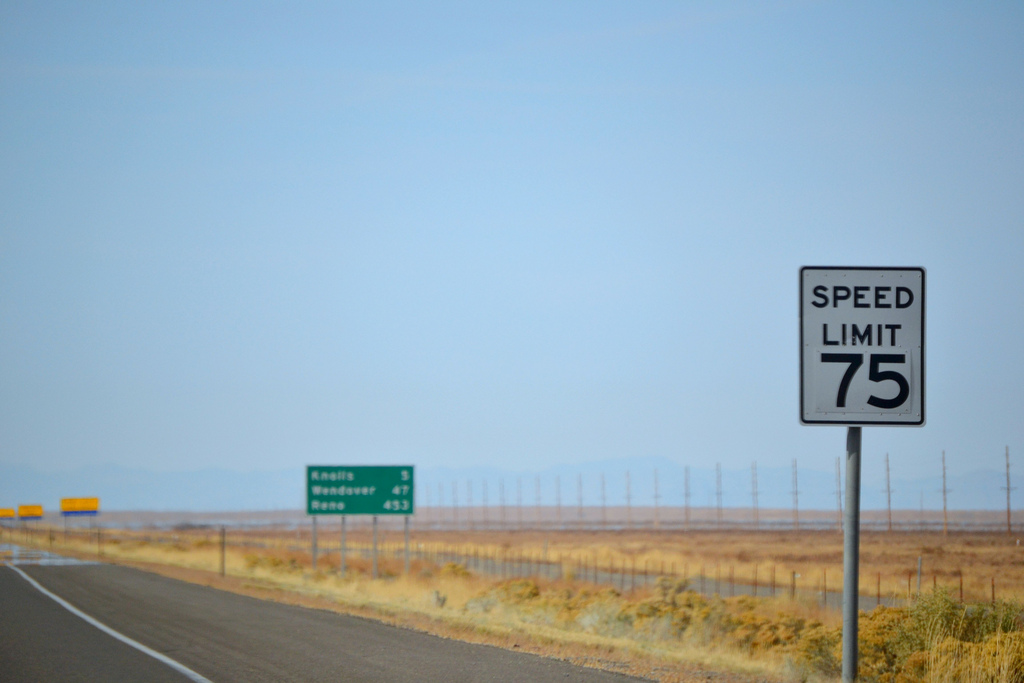 articles approximately full speed limits