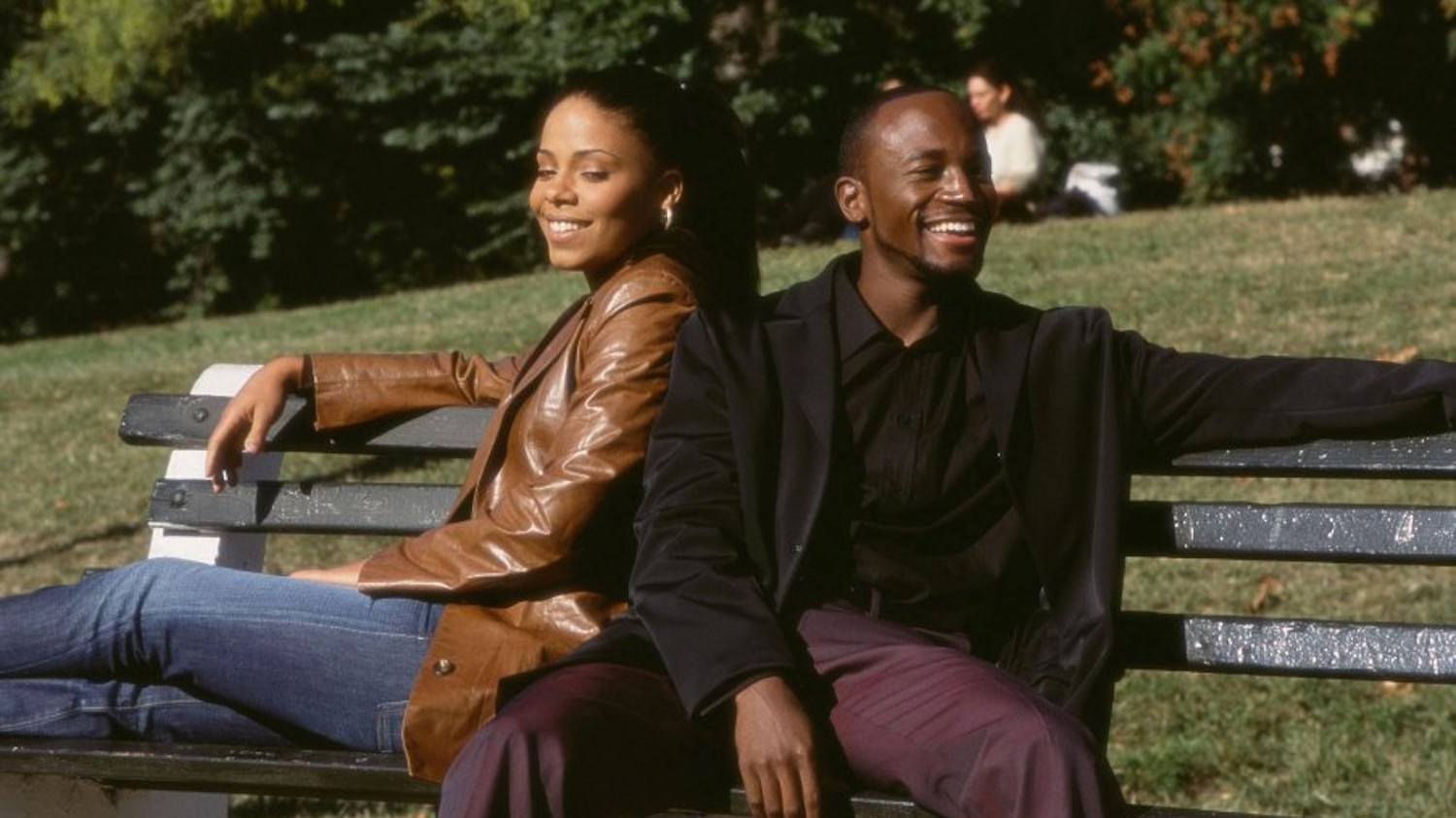 How 'Brown Sugar' Destroyed the Taboo of Black Love in Cinema