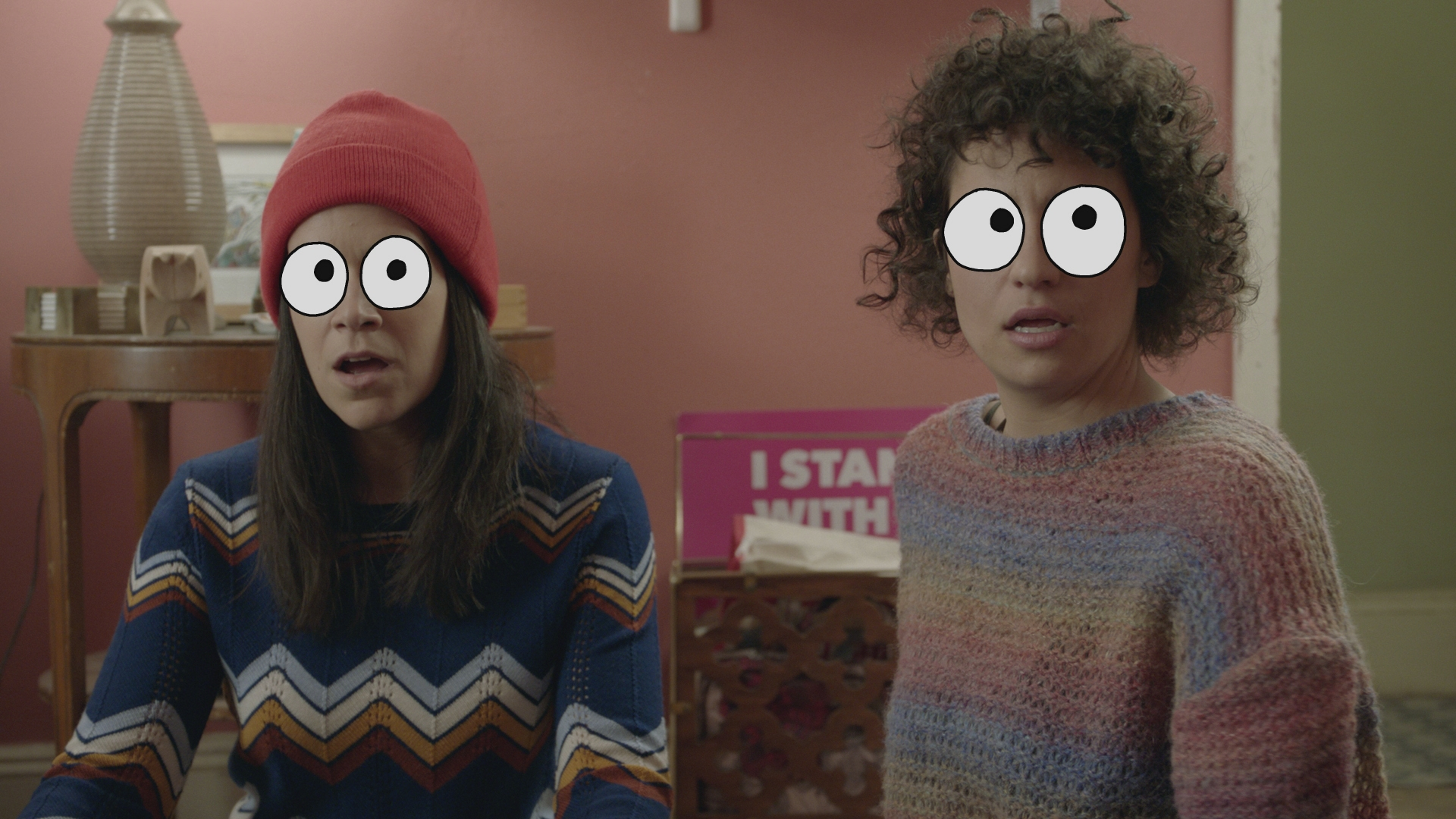 Talking Shrooms with the Guy Who Animates 'Broad City'