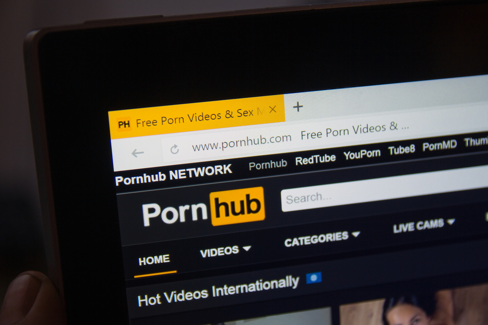 What is porn hub?