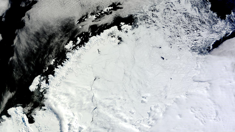 Džinovska, misteriozna rupa otvorila se na Antarktiku