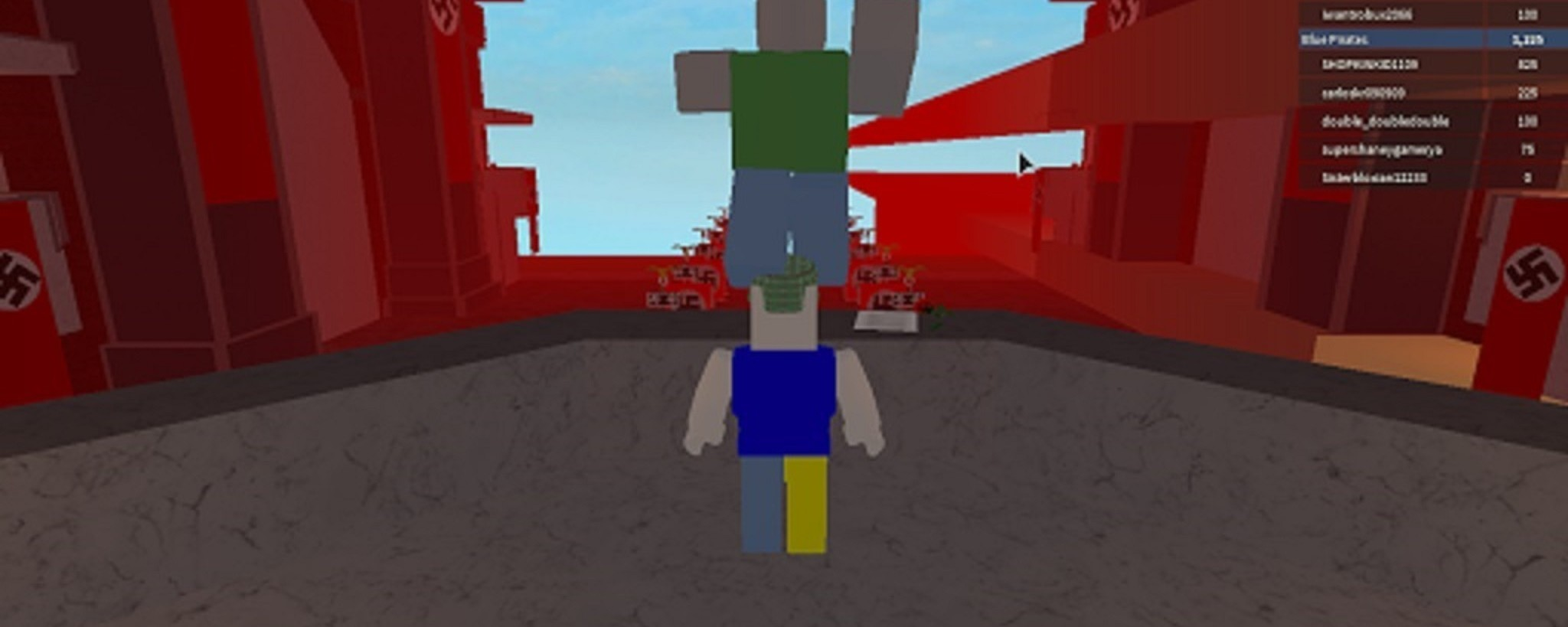 Roblox Pizza Place Script Porn And Swastikas Have Infiltrated Roblox