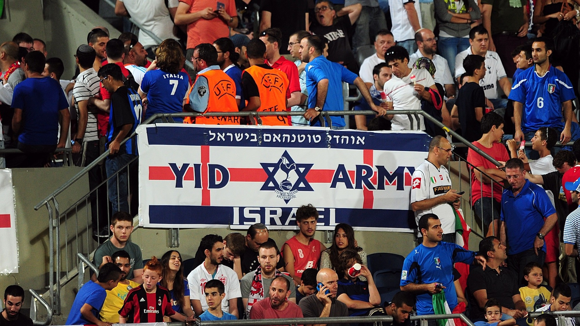 What's Behind Football's Enduring Antisemitism Problem? - VICE