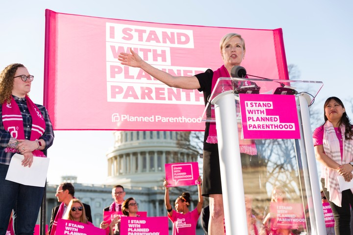 After 101 Years of Fighting for Women's Rights, Planned Parenthood Looks Forward