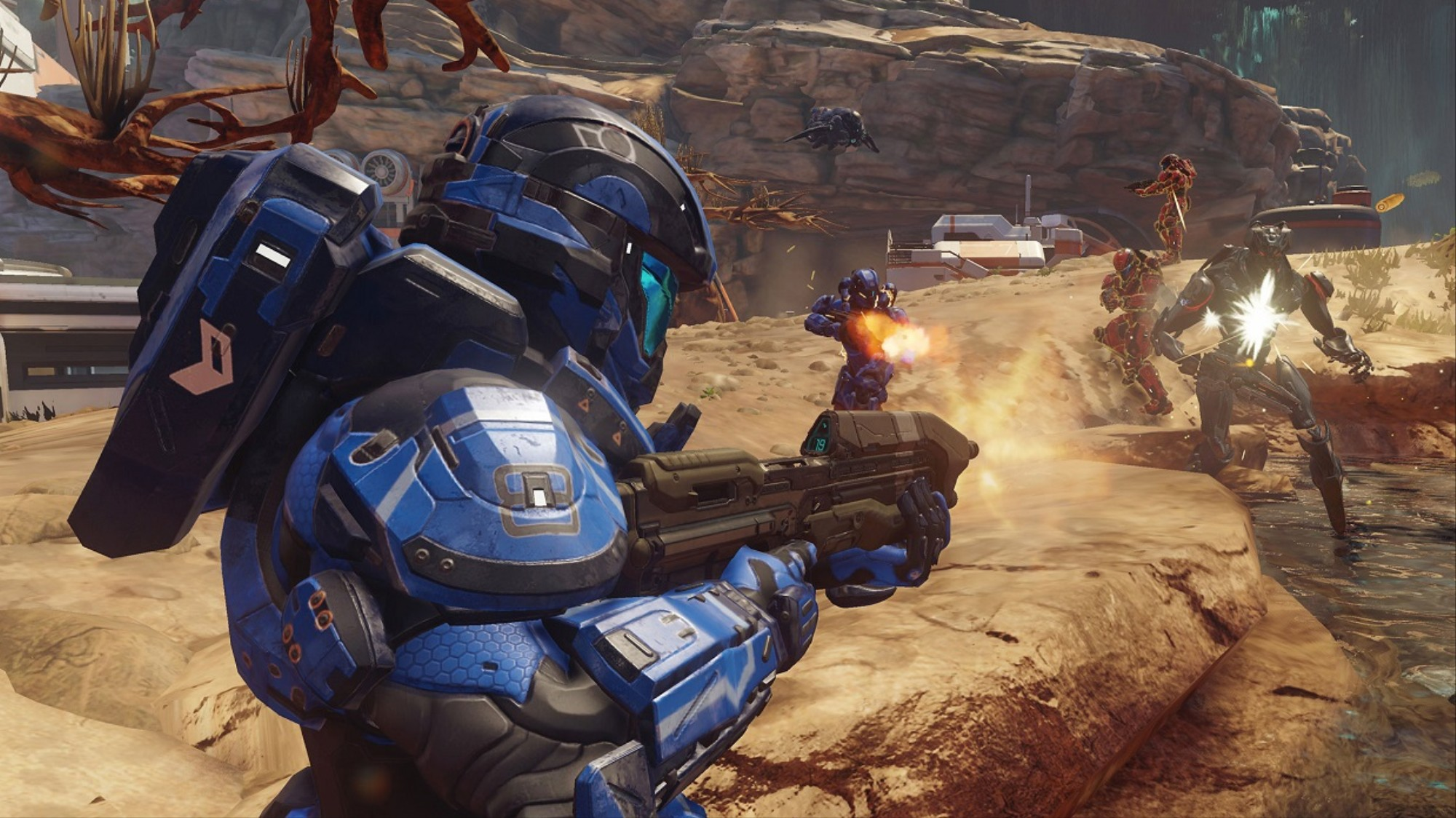 You Play With Your Eyes Closed On This Unique Halo Multiplayer Map