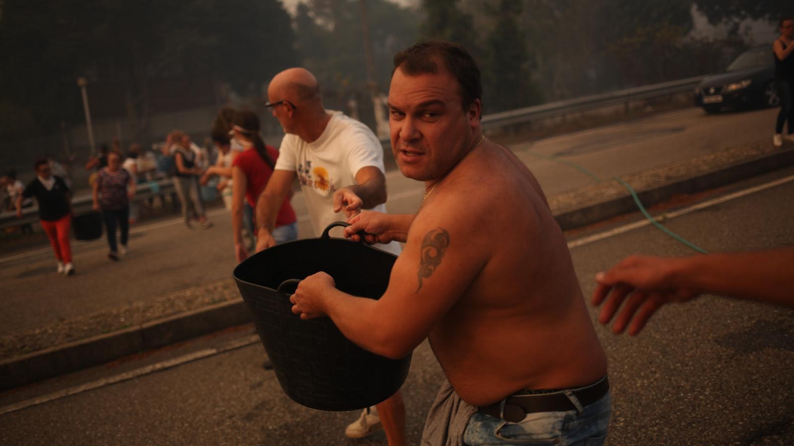 Fotos: Wie Spanien geschlossen gegen die tödlichen Waldbrände kämpft