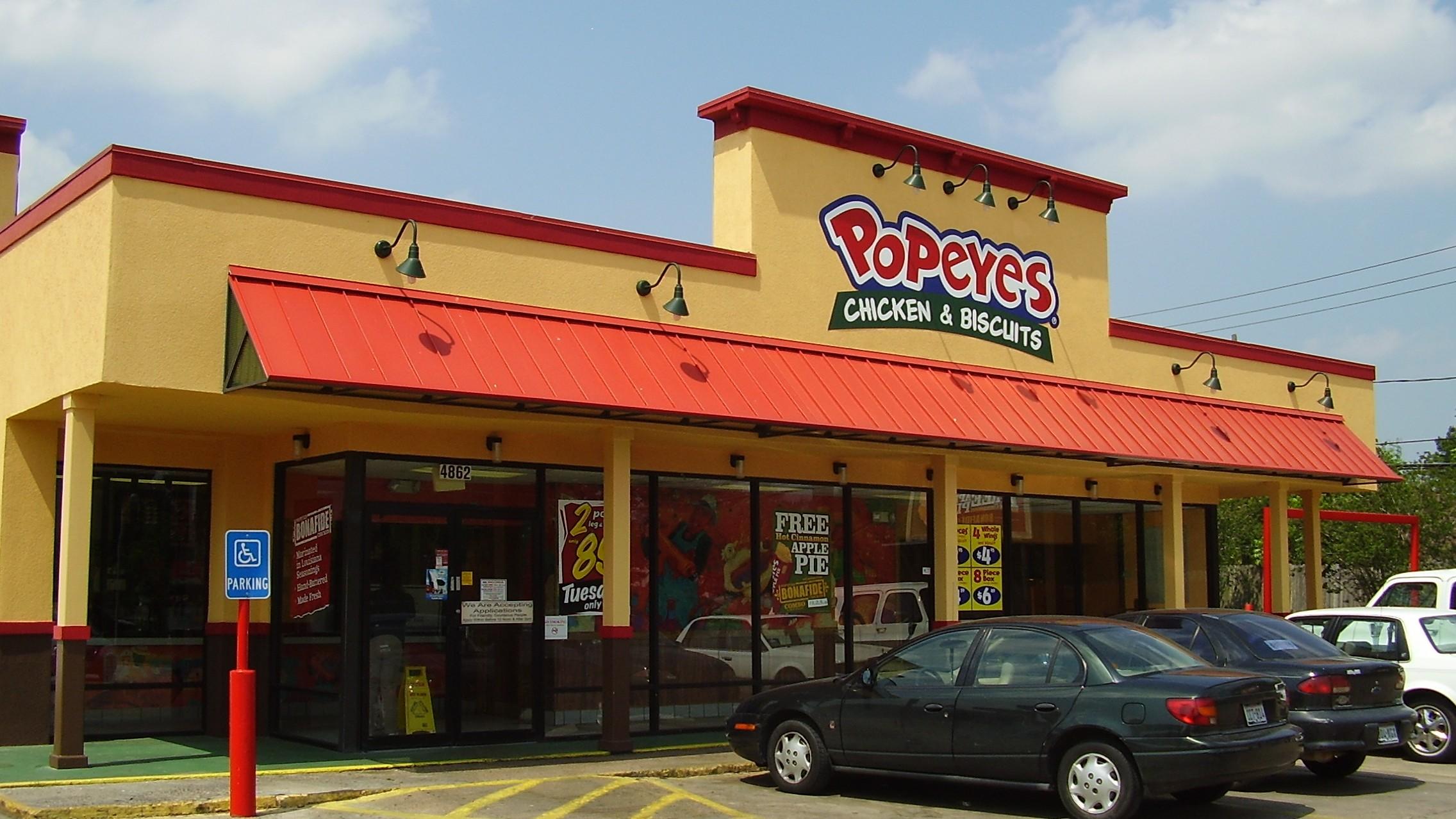california restaurant admits it u0026 39 s been serving popeyes