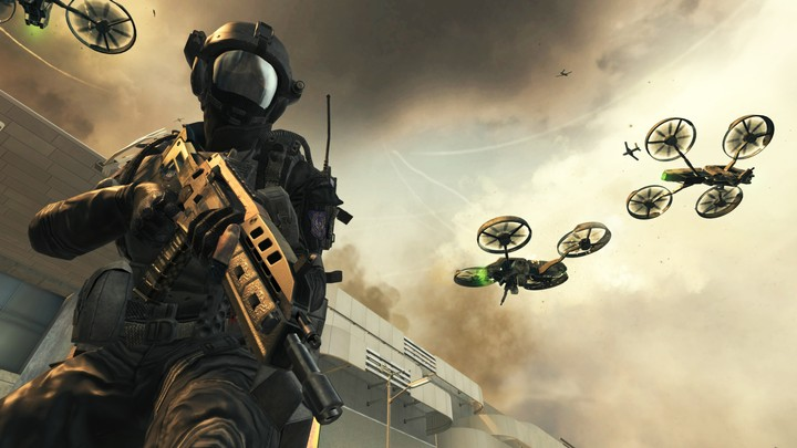 The Pentagon Wants Drone 'Swarms' to Support Infantry