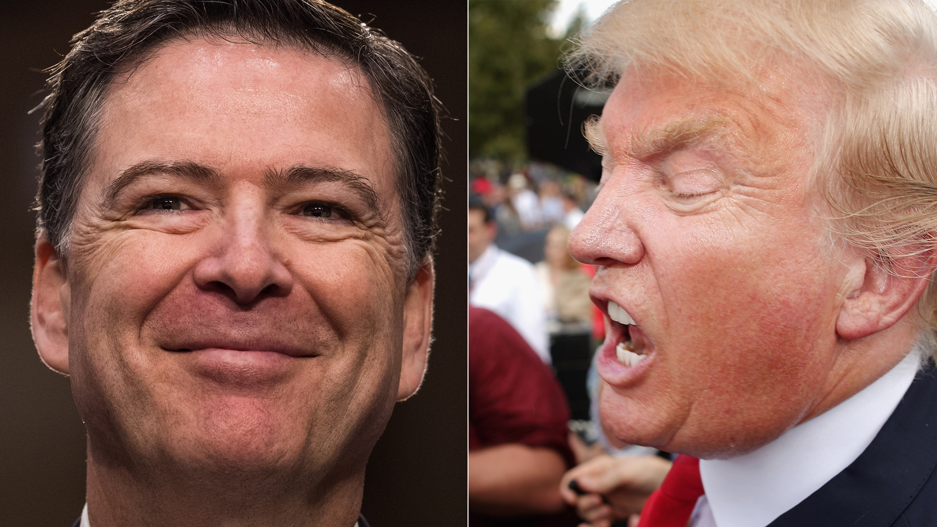 As Trump Melts Down, Comey Is Living the His Best Life on Twitter