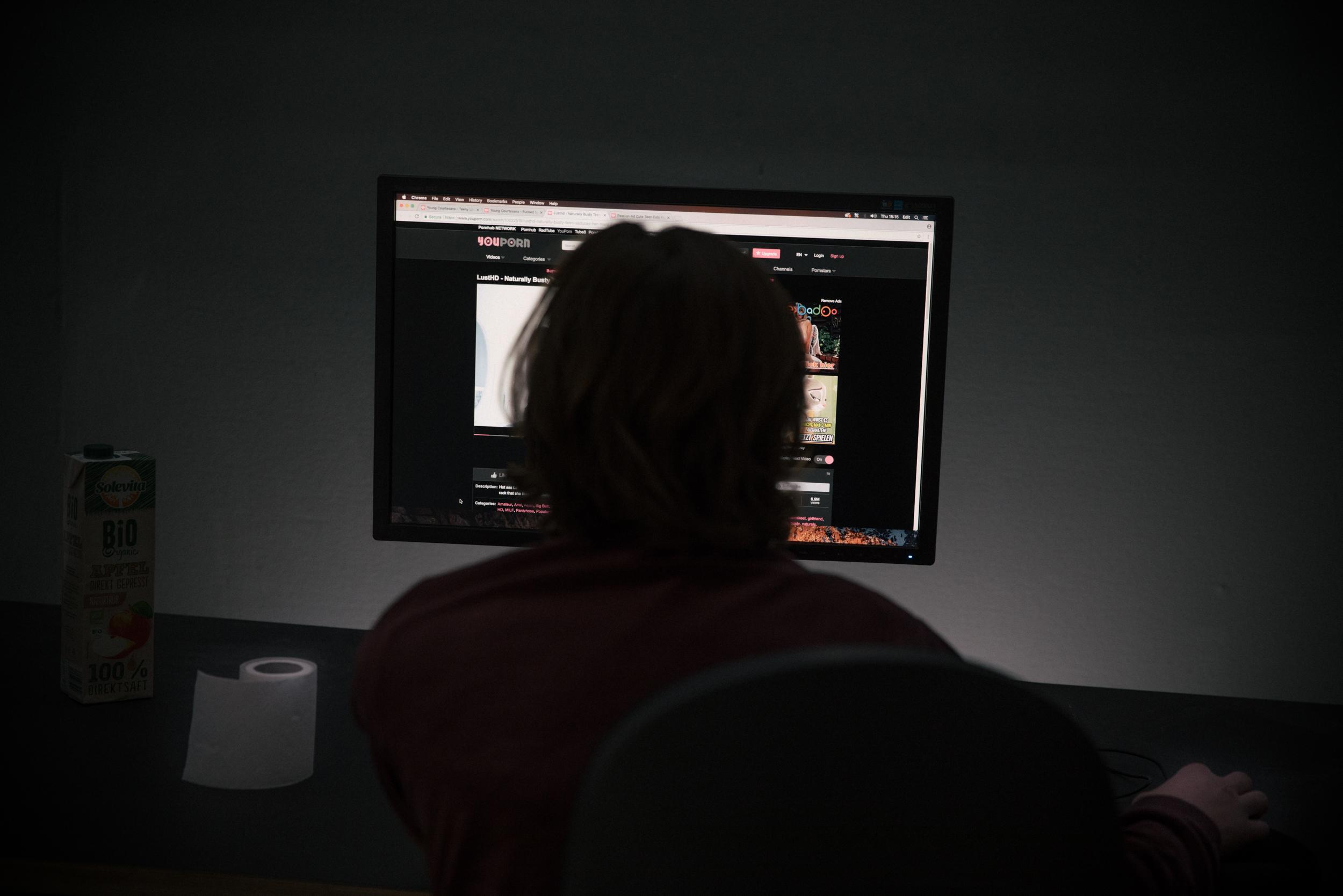 Schwule Porno-Erstklässler