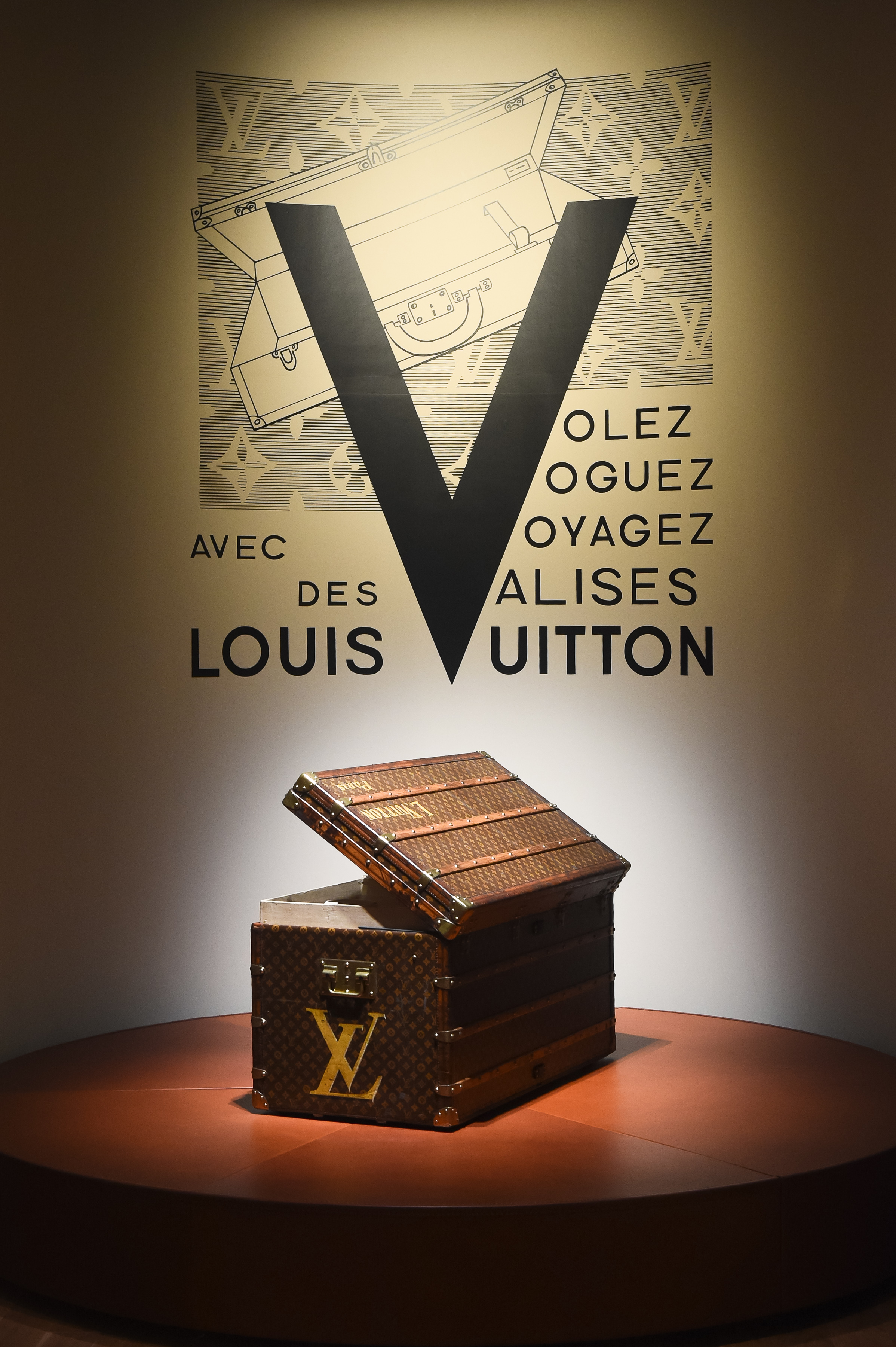 d09b84a0c13 Five of the Most Radically Bespoke Trunks in Louis Vuitton History - GARAGE