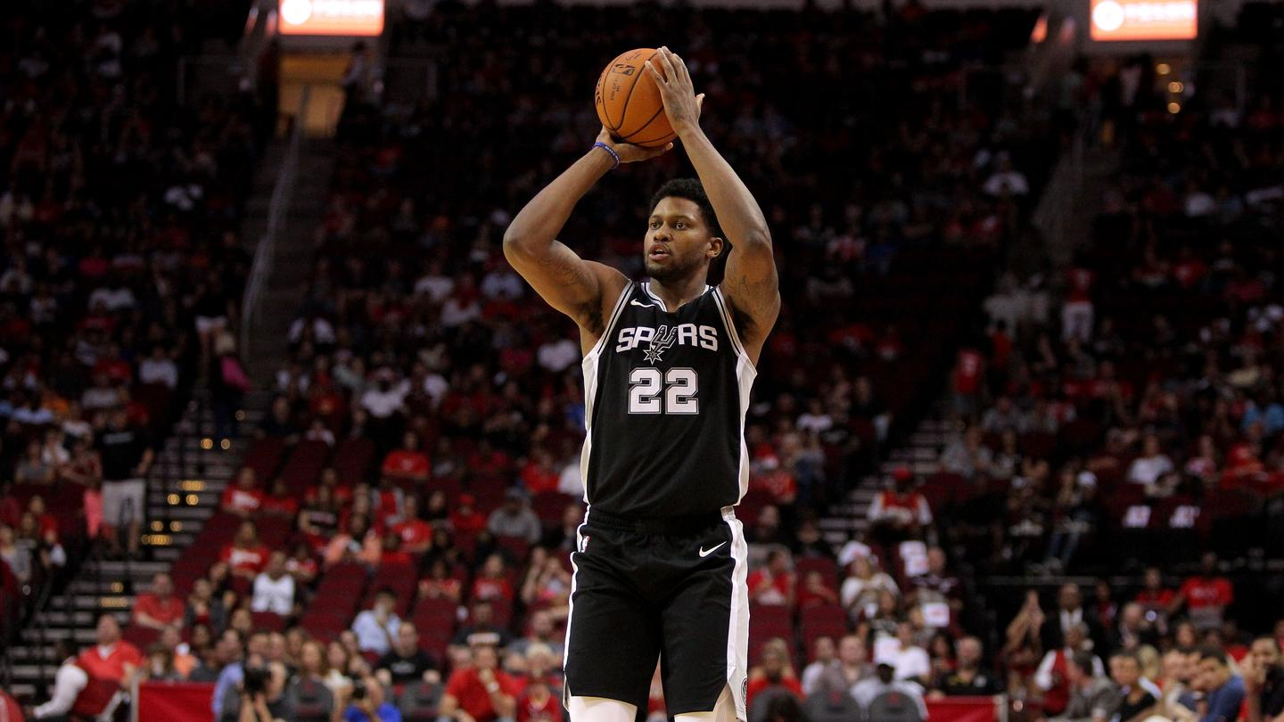 Rudy Gay Is Turning Into San Antoniou0027s Secret Weapon