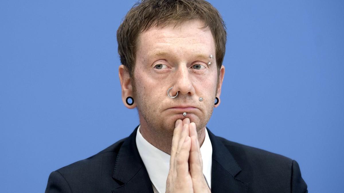 Dieser CDU-Politiker will gepiercte Menschen kontrollieren