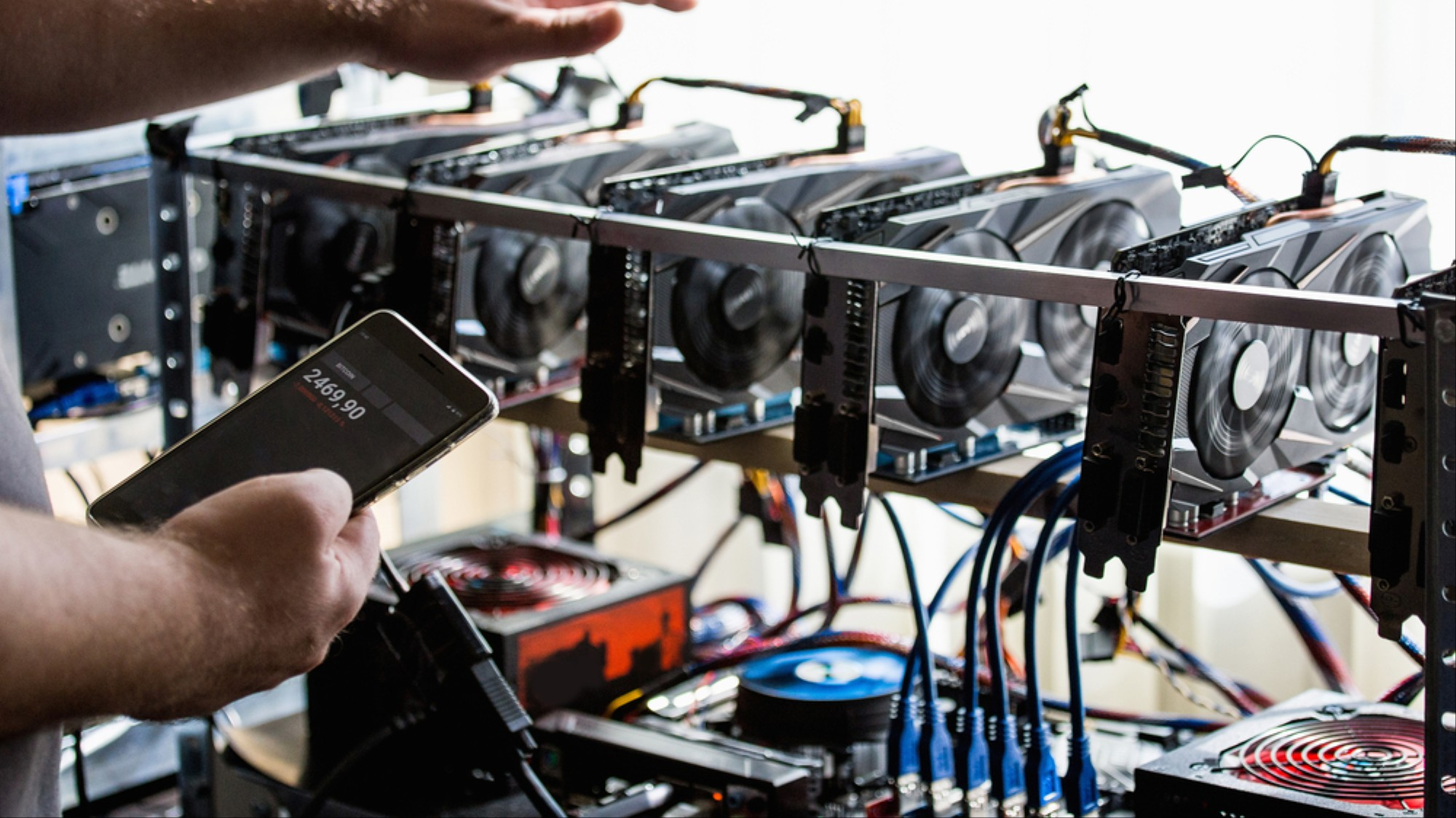 One Bitcoin Transaction Consumes As Much Energy As Your