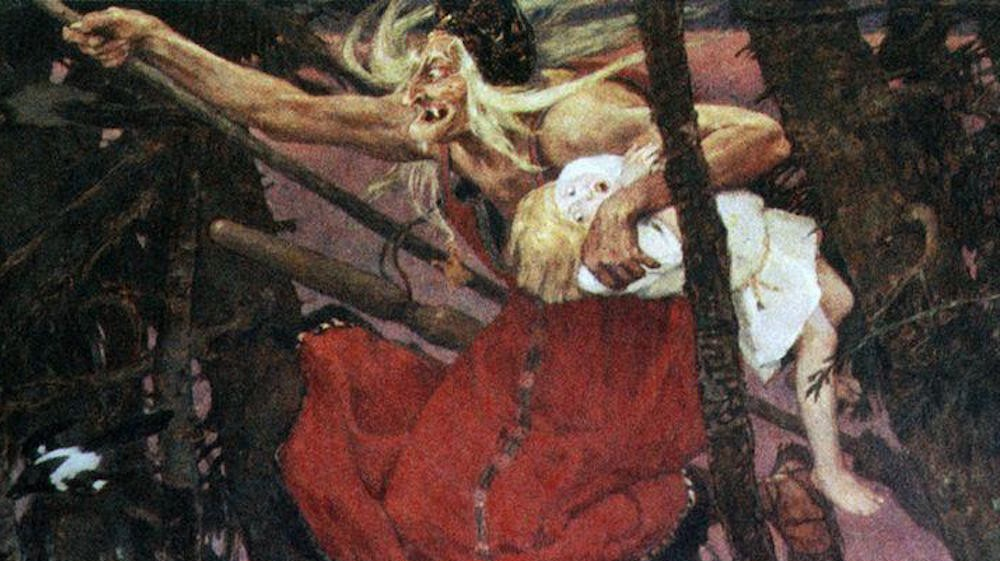 The Enduring Allure of Baba Yaga, an Ancient Swamp Witch Who Loves to Eat People