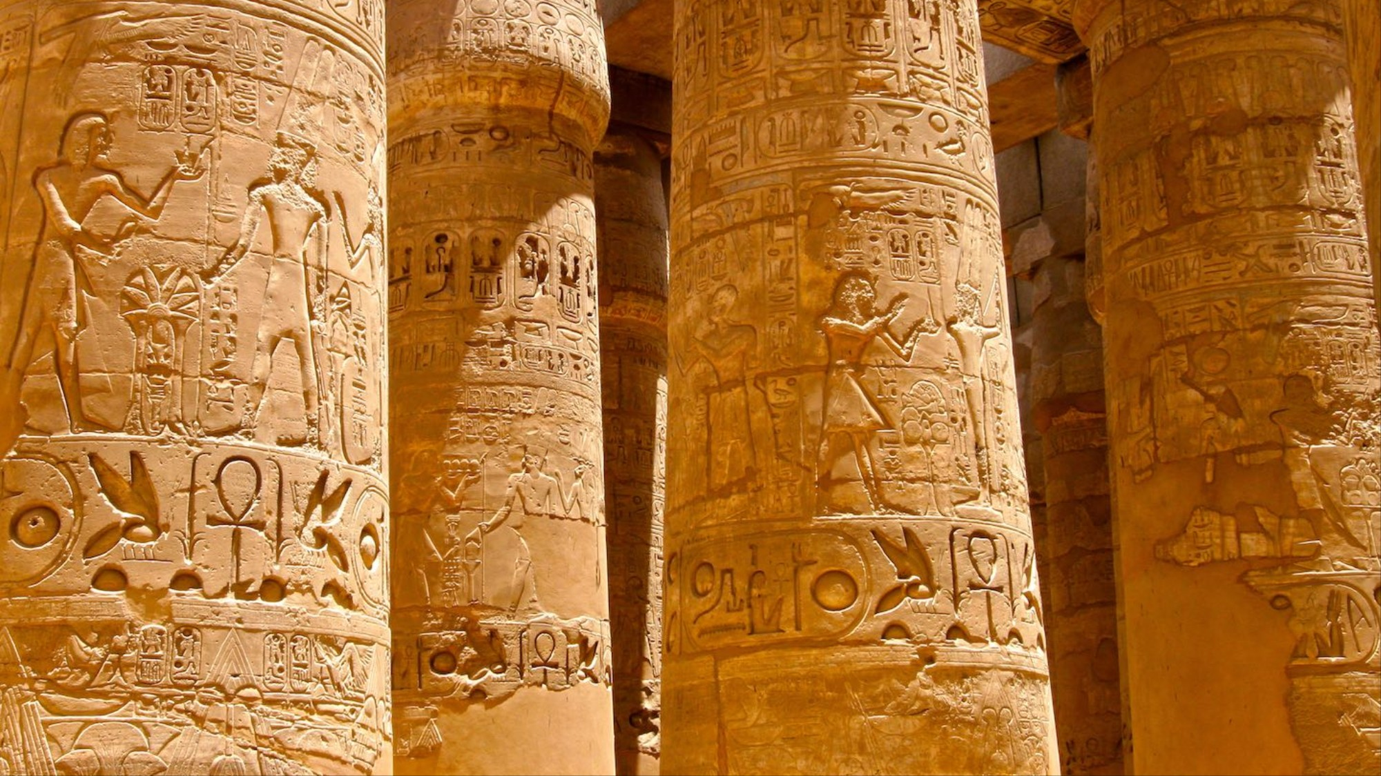 Could Game Designers Crack Egyptian Hieroglyphics With Machine