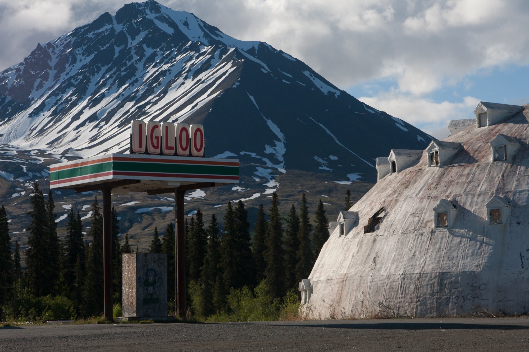 The Sad, Urine-Soaked History of Alaska's Igloo Hotel - VICE