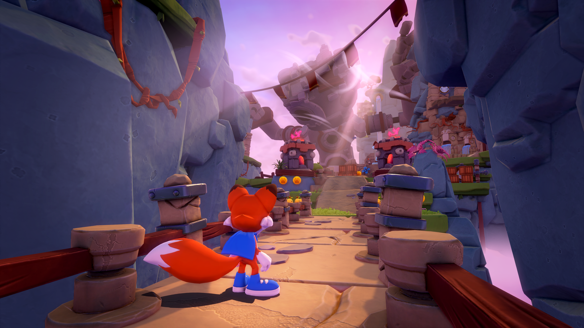 Super Lucky's Tale' Deserves Better Than Dying Under Mario's Shadow
