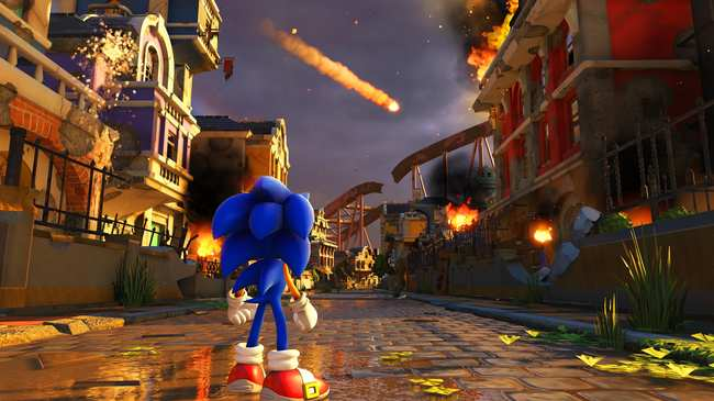 i think sonic forces is bad some don t i listened to them