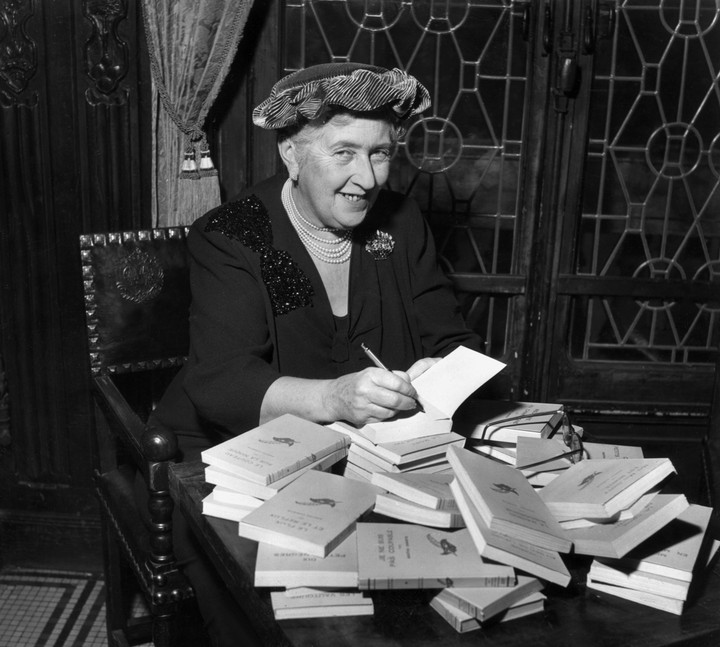 Praise Agatha Christie, Murder-Mystery Pioneer and the Original Gone Girl