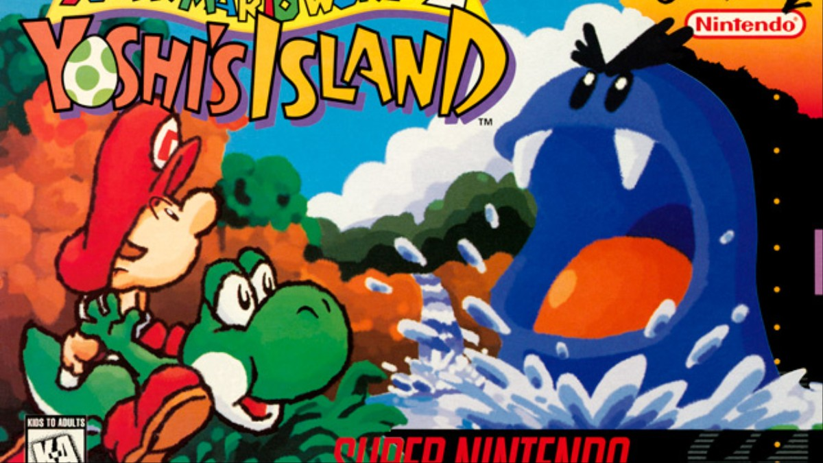 Is Everyone Going to Pretend 'Yoshi's Island' Is Not a Super Mario Game?