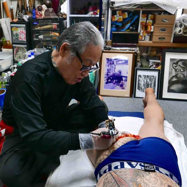 08a056d27 The Tattooist for the Yakuza Explains Why Tattoos Should Never Be Seen.