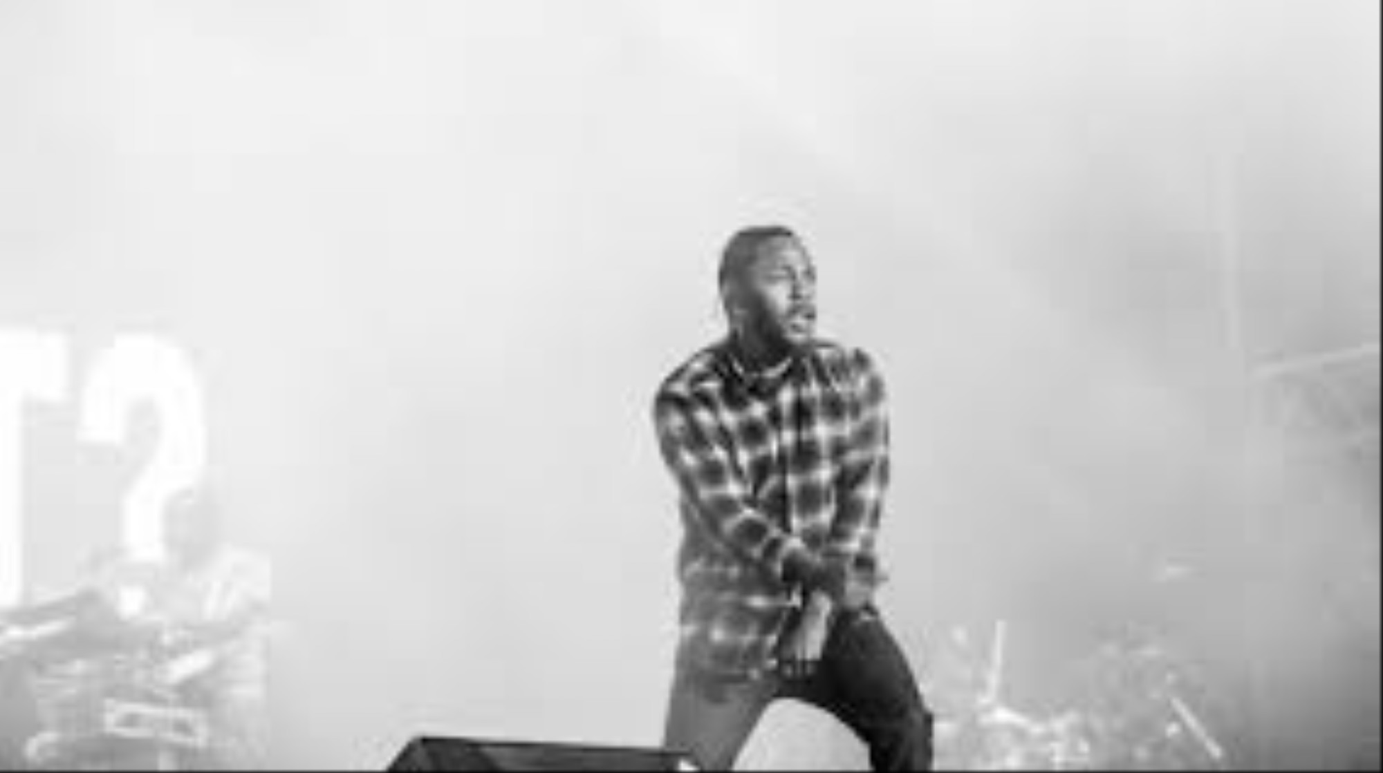 Kendrick Lamar Links Up with U2 Again, on