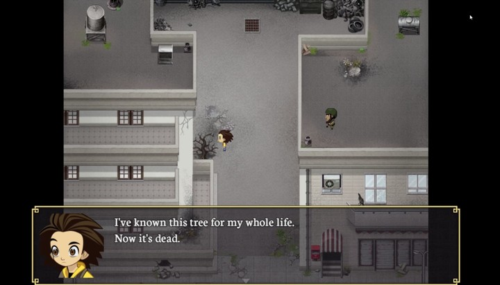 'Path Out' è un videogioco che vuole smuovere gli animi, non le copie