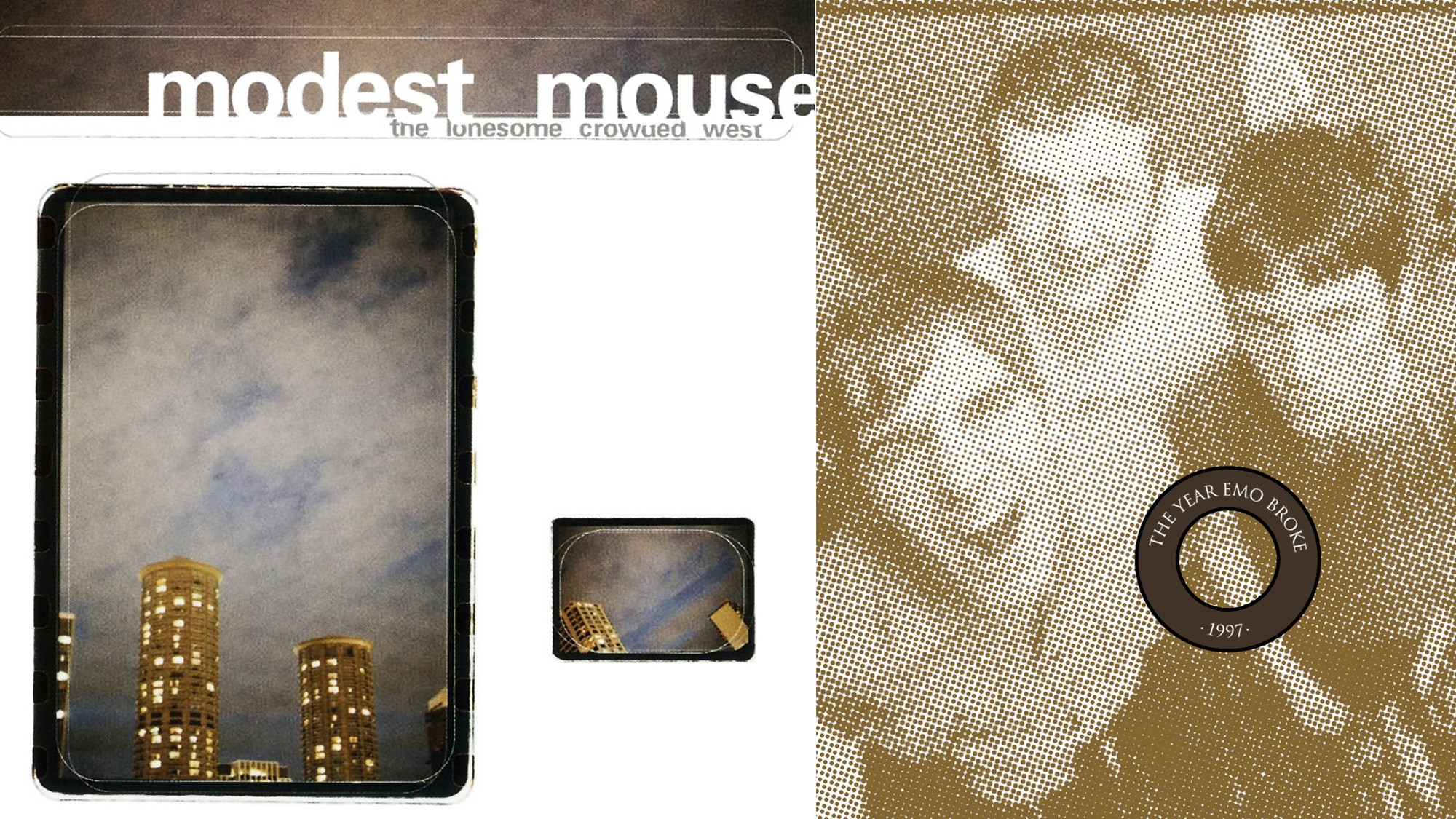 Modest Mouse's 'Lonesome Crowded West' Bridged Indie Rock