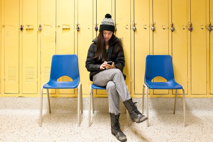 A Disturbing New Trend Involves Teens Cyberbullying Themselves
