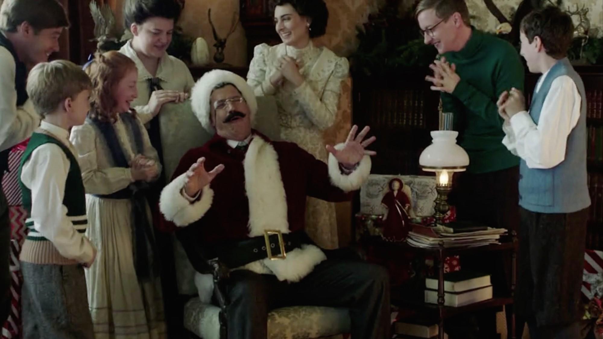 Drunk History Christmas.Derek Waters Takes Us Inside The Drunk History Christmas
