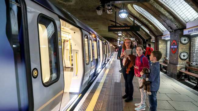 What Can New York Learn From London S Underground Vice
