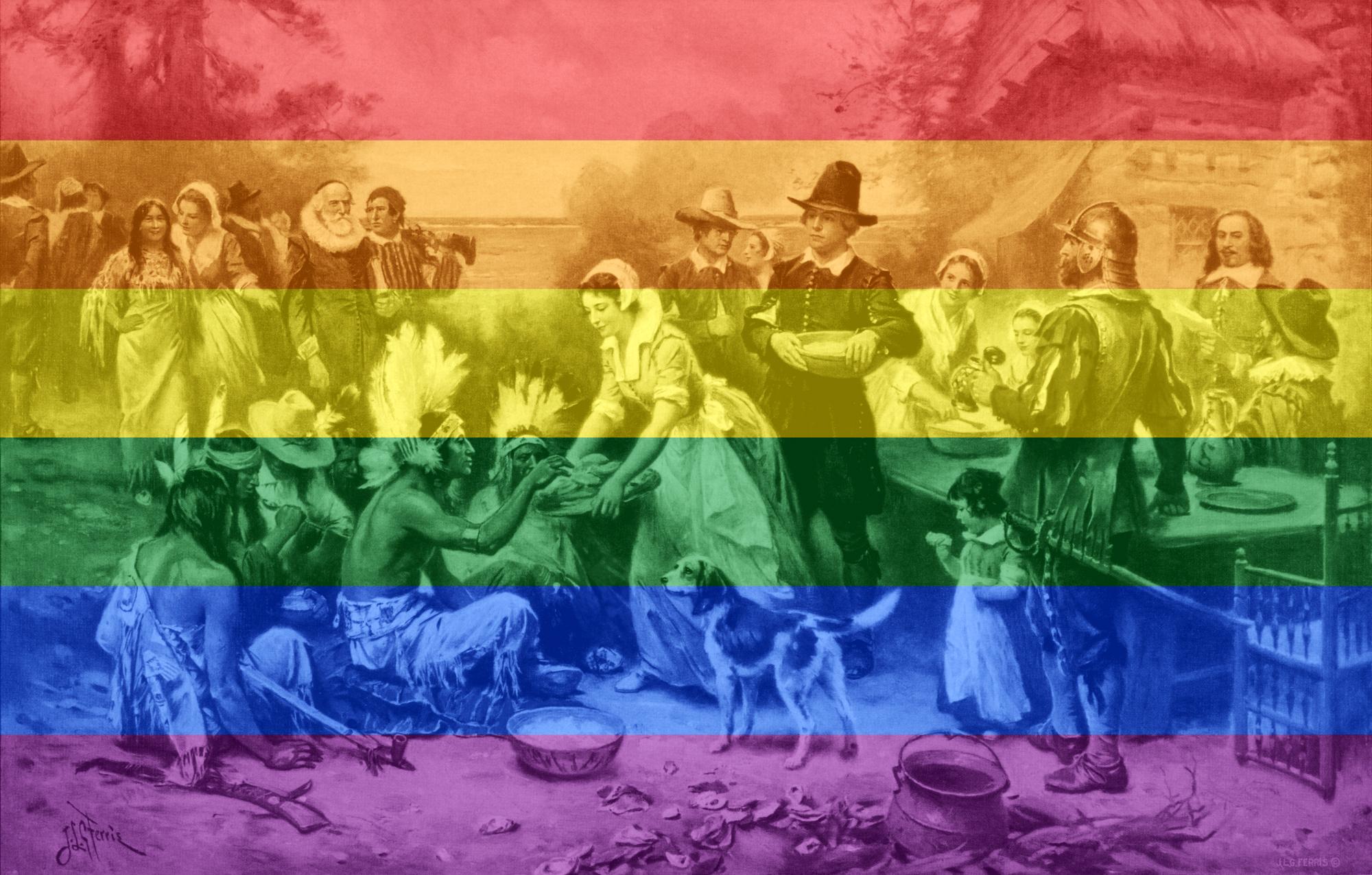 The pilgrims gay or lesbian sex