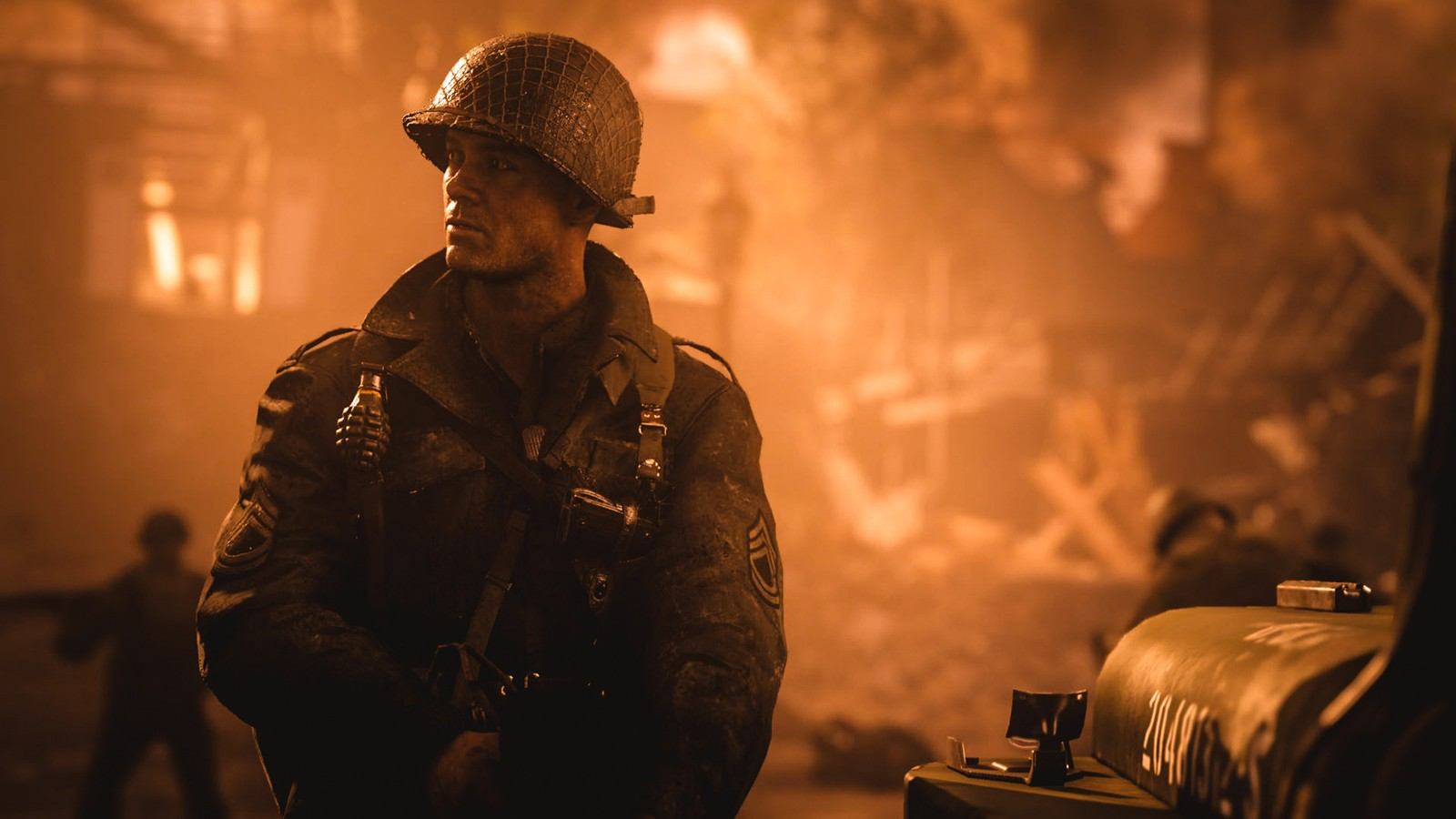 Watching History Fade Away in 'Call of Duty: WWII'