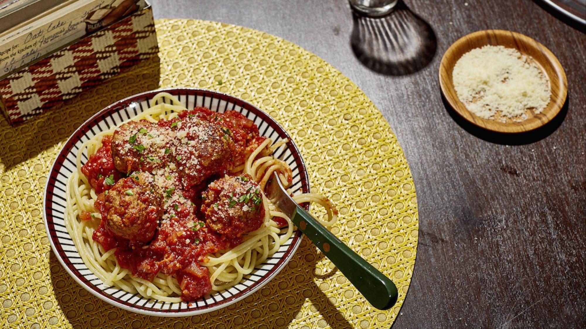 Spaghetti And Meatballs Recipe Vice