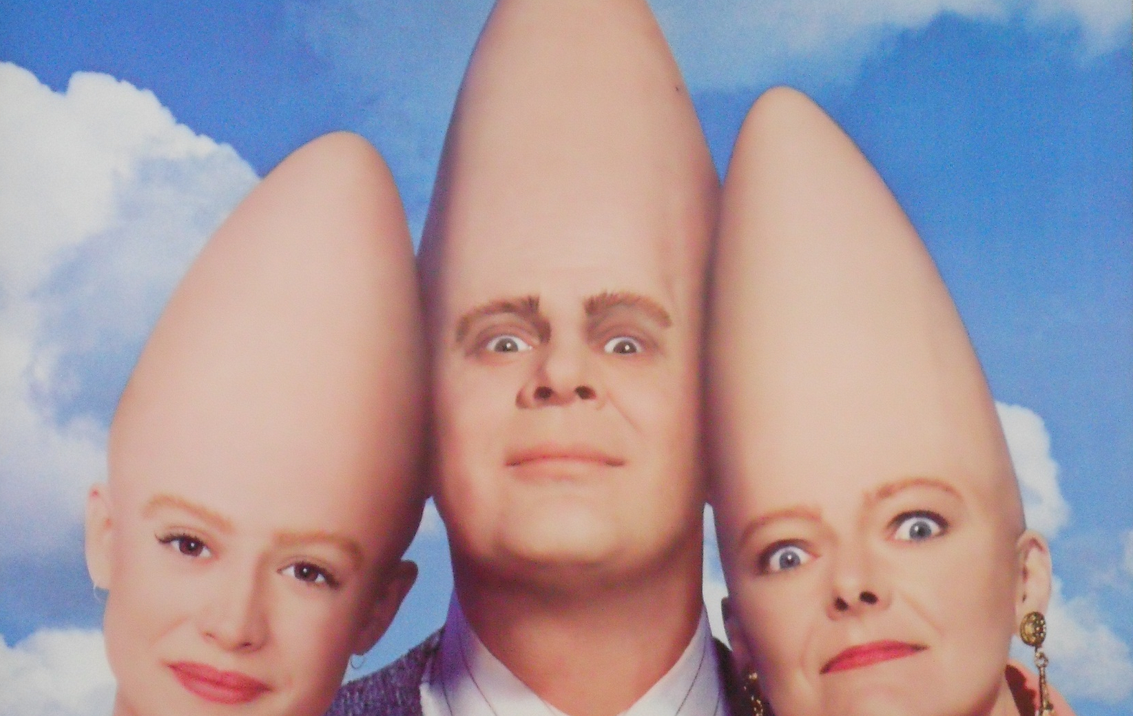Does Coneheads Actually Suck