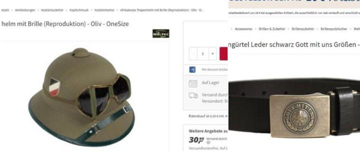 Real Wehrmacht Gürtel