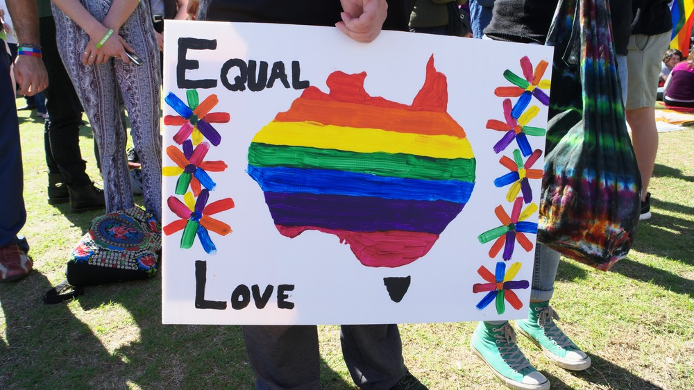 Australia Has Legalised Same-Sex Marriage
