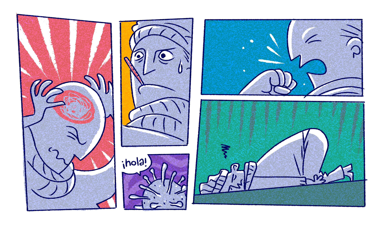 Como aclarar la voz despues de una gripe
