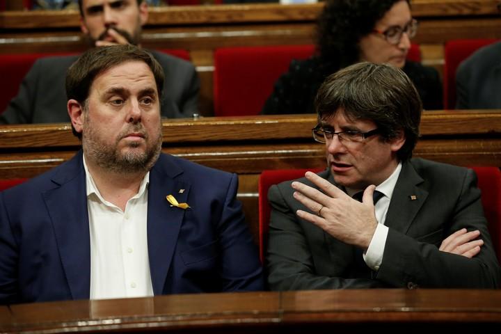 ¿Podría Junqueras gobernar Catalunya desde la cárcel?