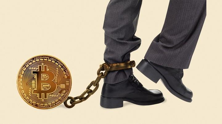 Não faça dívida para comprar bitcoins, sua besta