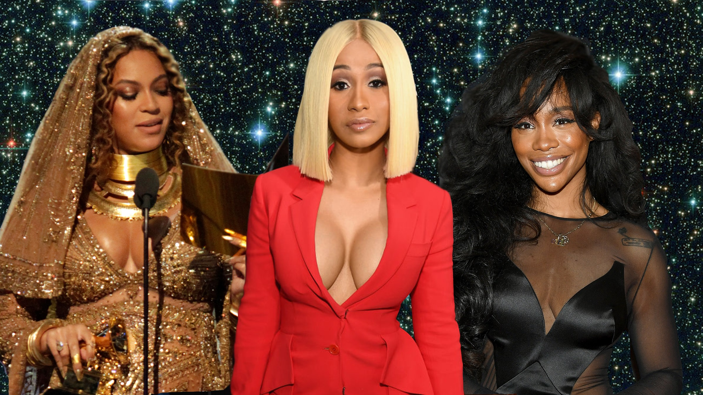 Black Women Gave Us the Best Music Moments of 2017
