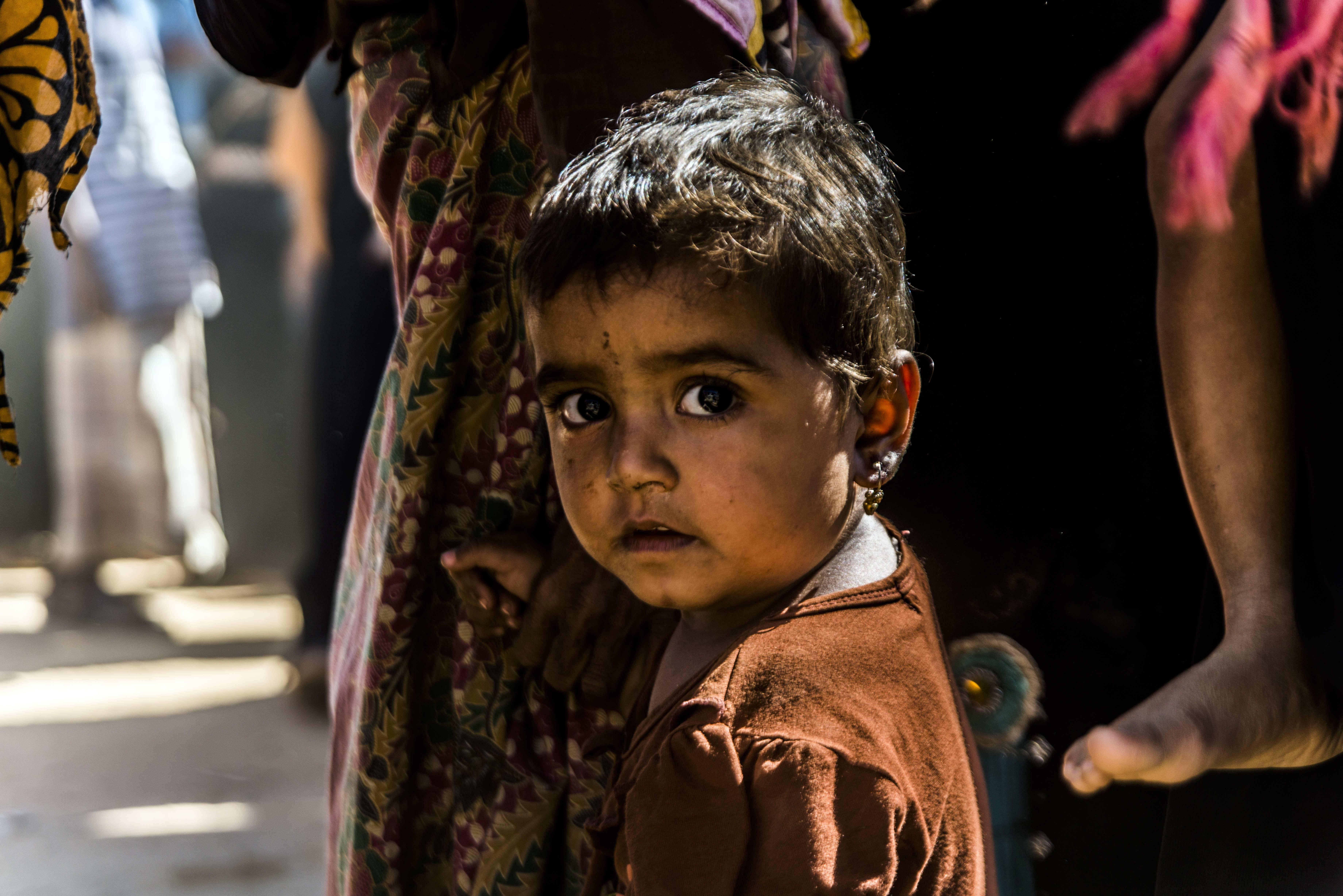 Hunderte kleine Kinder wurden seit dem Ausbruch der Gewalt in Myanmar getötet