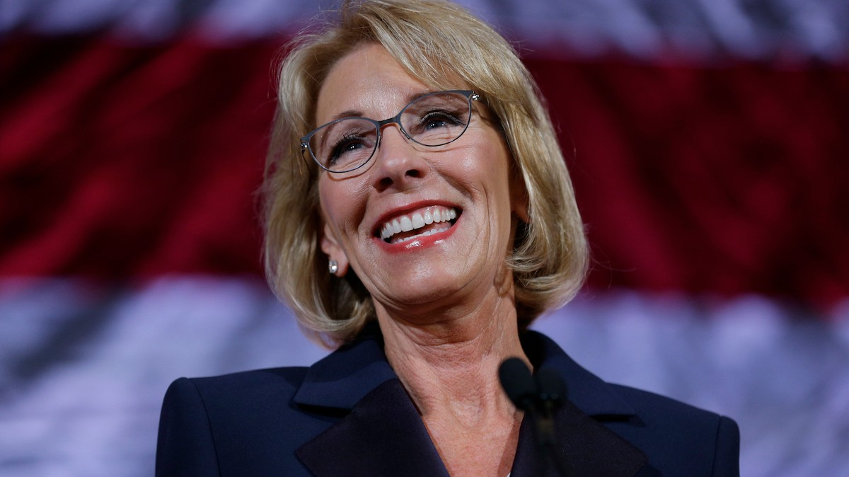 47 States Call on Betsy DeVos to Forgive Student Loans for