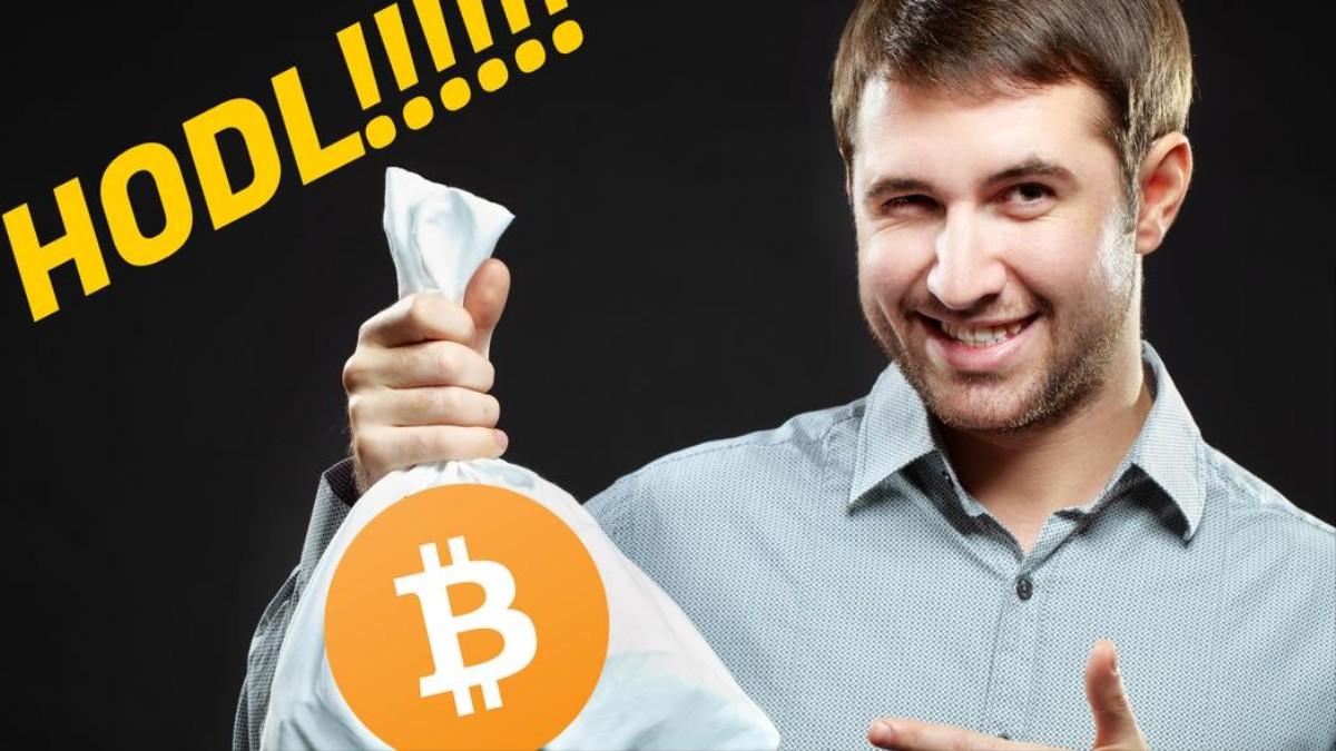 hodl bitcoin bitcoin kainos eurai