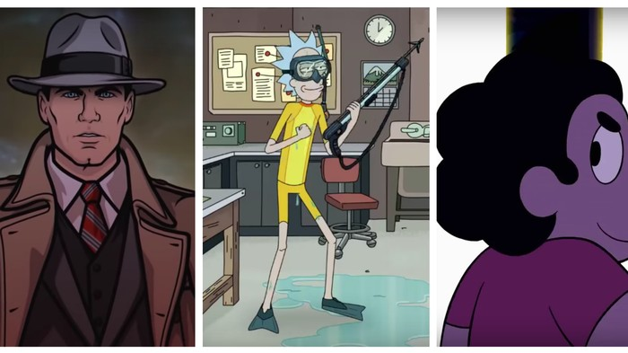 The Ten Best Episodes of Animated Television This Year